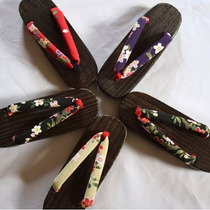 Geta Para Dama, Zapatilla, Zapato Japonés