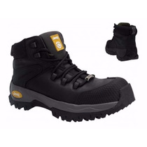 Bota Corta Industrial Dielectricas Jeep 3560 Casquillo