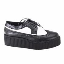 Zapato Creeper Caballero Pleaser Demonia Creeper 408