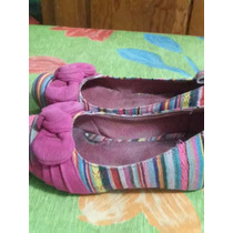 Hermosos Zapatos No. 18 1/2 Multicolor Vivis Shoes Kids
