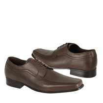 Stylo Zapatos Caballero Vestir 1102 Piel Cafe