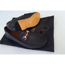 Zapato, Slipper De Vestir Gucci