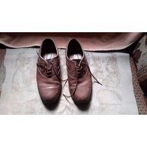 Zapatos Italians Retro Color Tabaco Voc