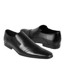 Stylo Zapatos Caballero Vestir 12h716 Piel Negro
