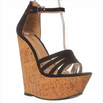 Jfab Zea Wedge Sandal