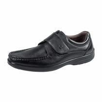 Zapato Cómodo Quirelli Color Negro