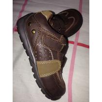 Zapatos Marca Chabelo Unica Talla 13cm De Piel