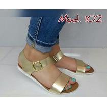 Sandalias Para Dama 23 A 27 Super Precio