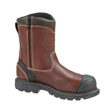 Thorogood Hombres 8 Plain Side-zip Ct Seguridad Boot 804-444