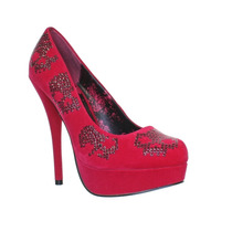 Zapatillas De Plataforma Iron Fist Sugar Hiccup Rosa