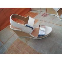 Zapatillas De Plataforma Calvin Klein Nuevas Y Original V/c