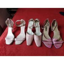 Lote De Zapatos Para Dama Del N 6
