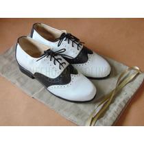 Zapato Pachuco / Bostoniano 100% Piel