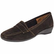 Zapatos Dama Richi 3152 Cafe Pv