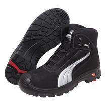 Puma 214 Original, Zapato De Seguridad Facturado 215 Ipf Mex