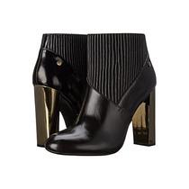 Zapatos Calvin Klein Klara Negro Box/sheep Nappa