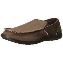 Crocs Zapatos Comodos Santa Cruz Hombre