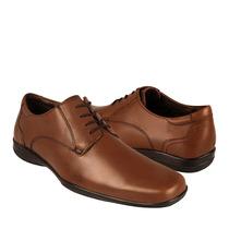 Flexi Zapatos Caballero Casuales 79901 Piel Tan