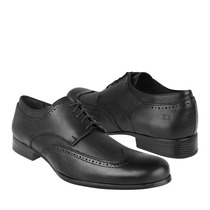 Gran Emyco Zapatos Caballero Vestir Eg-2651 Piel Negro
