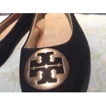 Zapatillas Flats Tipo Tory Dama Forever Talla 24