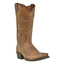 Dan Post Hombres Sidewinder Cs 13 Tan Mad Cat Boot Dp2233