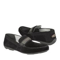 Flexi Zapatos Caballero Casuales 68601 Gamuza Negro