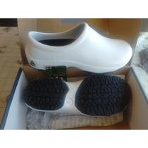 Remato Zapato Blanco Para Enfermero Talla 8 Mx