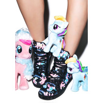 Iron Fist My Little Pony Mi Pequeño Pony Tenis Dama 7 27 Mx