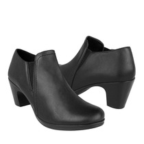Stylo Zapatos Dama Dama Botas 2142 Simipiel Negro
