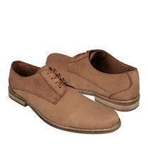 Stylo Zapatos Caballero Casuales 15502-5 Nubuck Canela