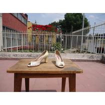 Zapato Dama Regina Romero Crema/blanco