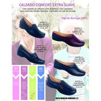 Zapatos De Descanso Y Pie Diabético