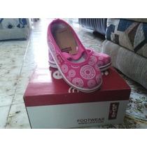 Hermosos Zapatos Para Niña, Nuevos!!!