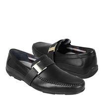 Flexi Zapatos Caballero Vestir 6805 Piel Negro
