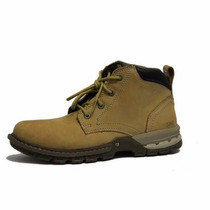 Botas Caterpillar Frazier Color Miel Talla 27