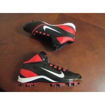 Spike Nike Football Americano Talla 8 Mex
