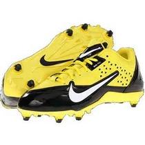 Tachones Spikes Football Americano Talla 6.5 Nike Alpha