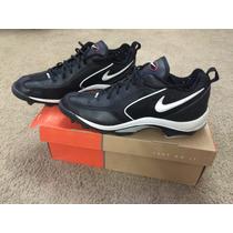 Spikes Tachones Nike Football Americano Talla 30 Mex