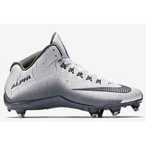 Tachones Americano Nike Alpha Ii 5,5.5,6,6.5, Mex