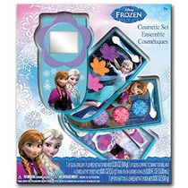 Frozen Teléfono Cosmética Celular Giratorio Compacto Kit De