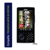 Zte I766 Cám 1.3mpx Sms Reproductormp3 Radiofm Tv Analógica
