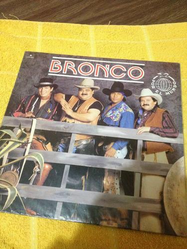 Bronco Disco Mexicano