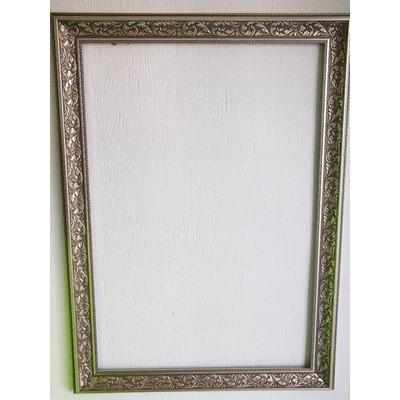 Marco rustico para espejo o pintura cuadro rustico 60 x - Marcos rusticos para espejos ...