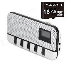 16gb Grabadora Digital Telefonica Automatica Profesional