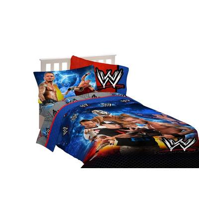 Tb set de sabanas wwe wrestling champions twin sheet set - Westling muebles ...