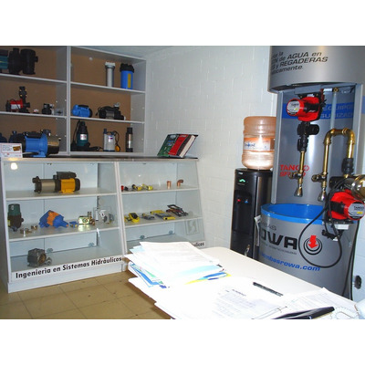 Visita nuestra sala de exhibicion y venta de los productos for Costo hidroneumatico