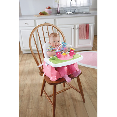 Booster fisher price silla periquera para ni a bebe for Silla fisher price para comer