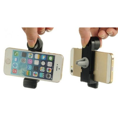 Iphone 6 Apple Sujetador De Auto Rejilla Aire