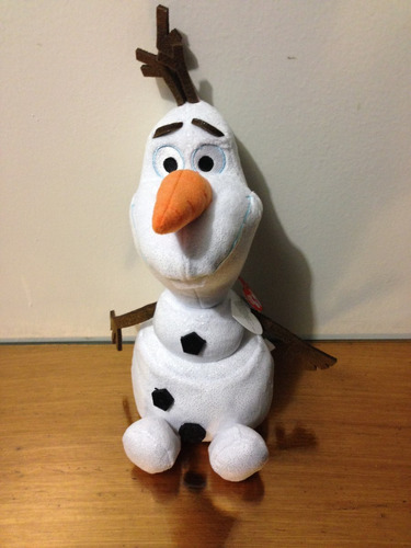 Olaf Original De Disney $390.00 20 Cms