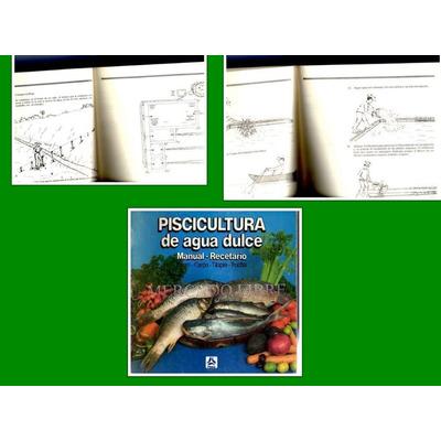 bagre carpa tilapia recetario sec de pesca